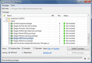 usbdriverpackage