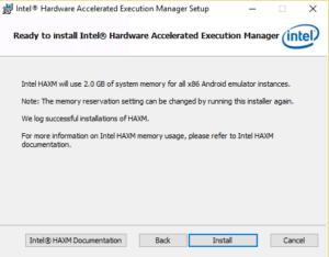 افزایش سرعت شبیه ساز اندروید -install-haxm-win-image-05-install-screen-ready