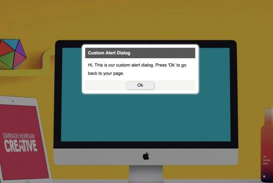 نمایش Alert Dialog یا پیام هشدار در اندروید