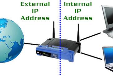 چگونه IP آدرس روتر خود را پیدا کنید ؟